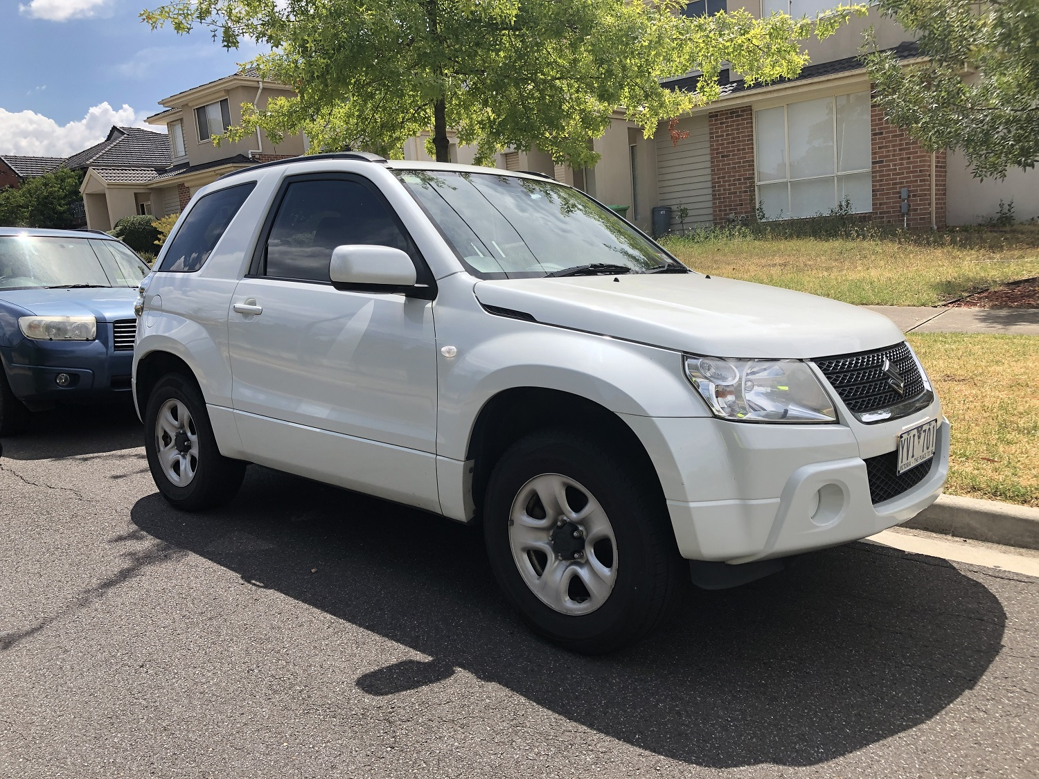 Picture of Cathy's 2012 Suzuki Grand Vitara