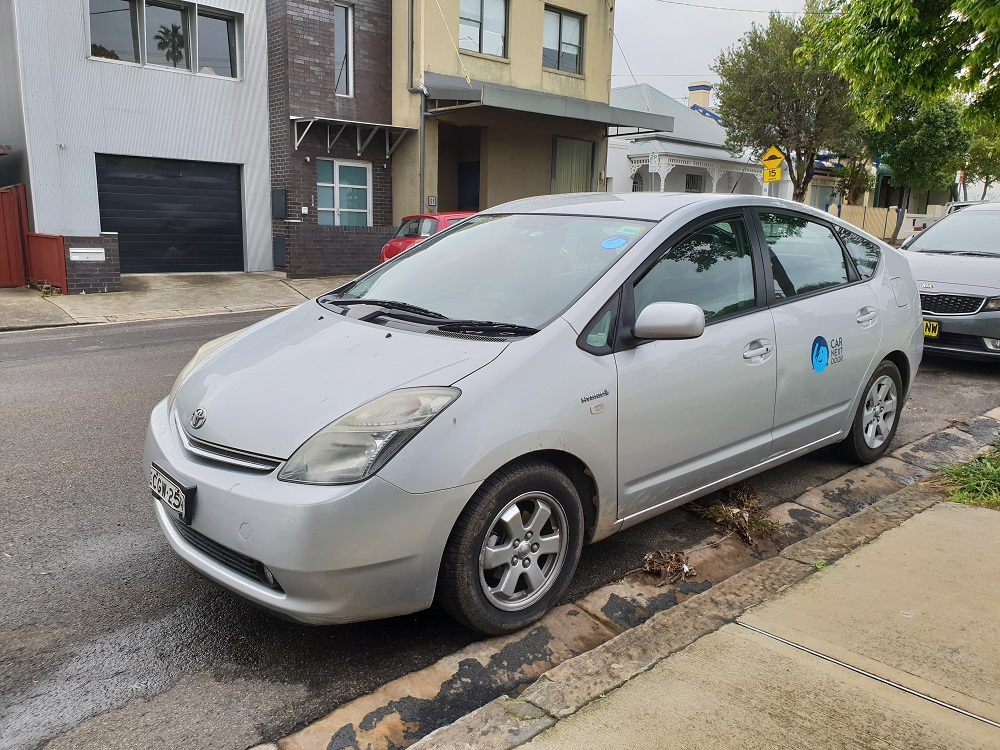 Picture of Alex's 2007 Toyota Prius i-Tech