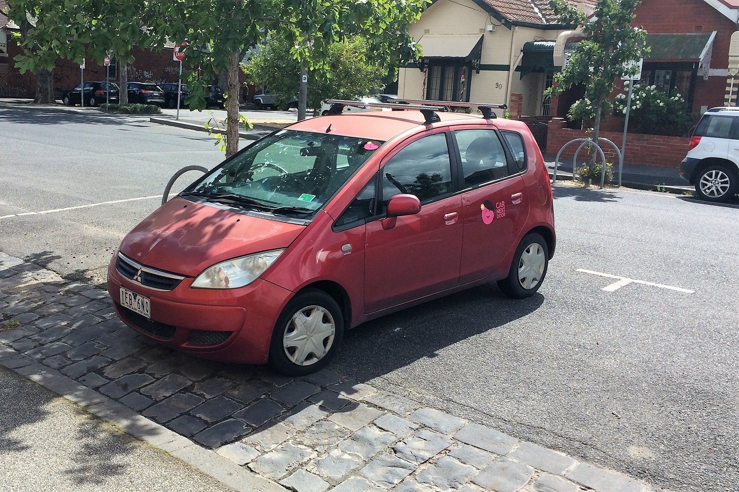 Picture of Candice's 2006 Mitsubishi Colt