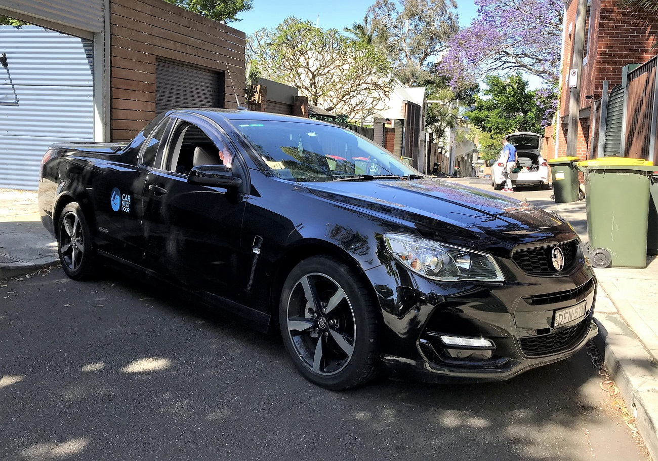 Picture of Hualei's 2016 Holden Commodore