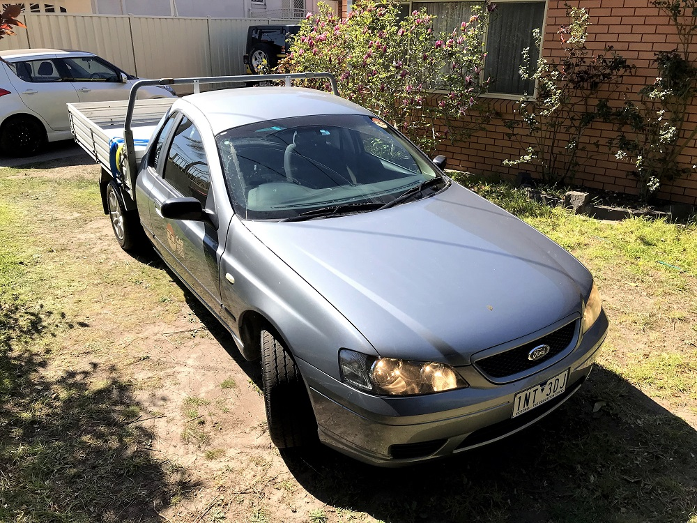 Picture of Malin's 2006 Ford XR6