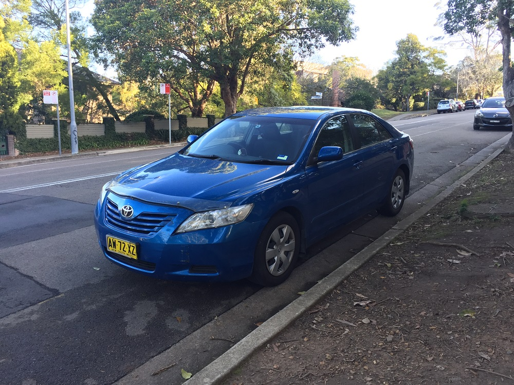 Picture of Rahul's 2008 Toyota Camry