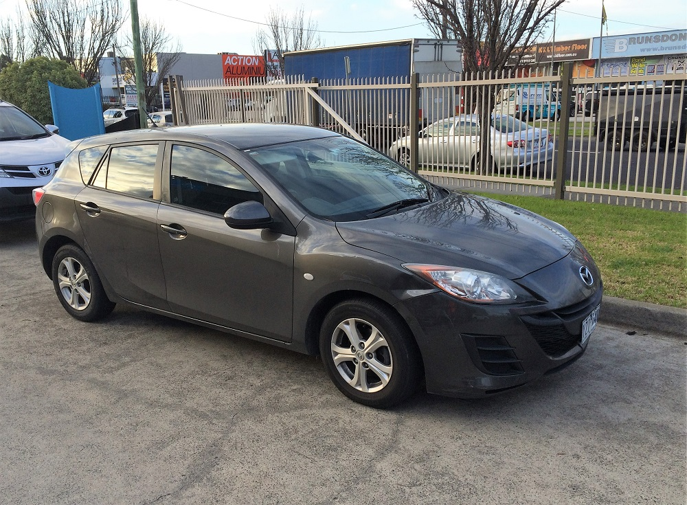 Picture of Alicia's 2010 Mazda 3