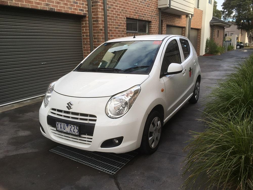 Picture of Anna's 2011 Suzuki Alto