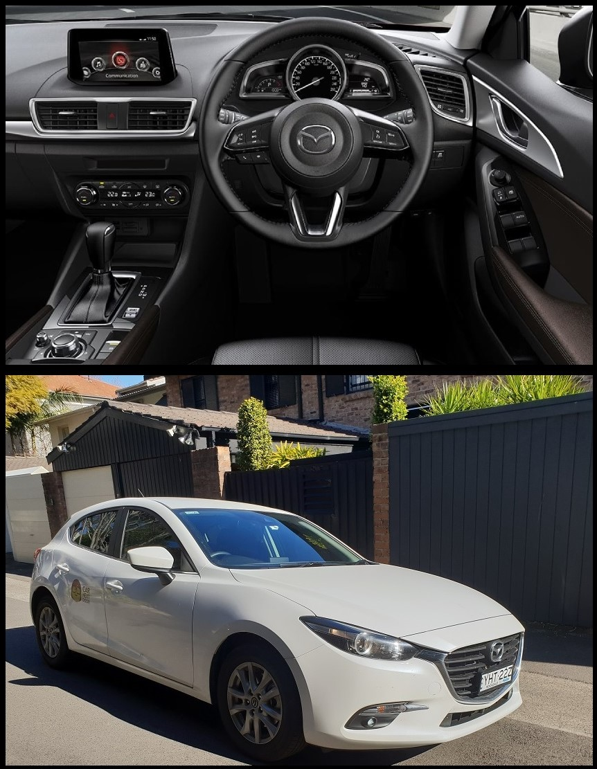 Picture of Sara's 2017 Mazda 3 Touring