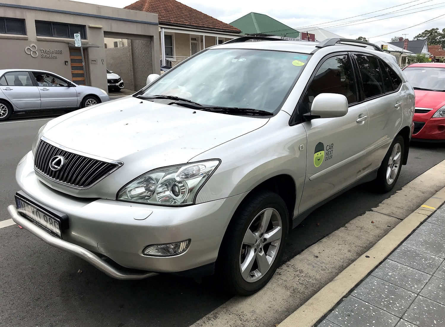 Picture of Rakesh's 2005 Lexus RX330