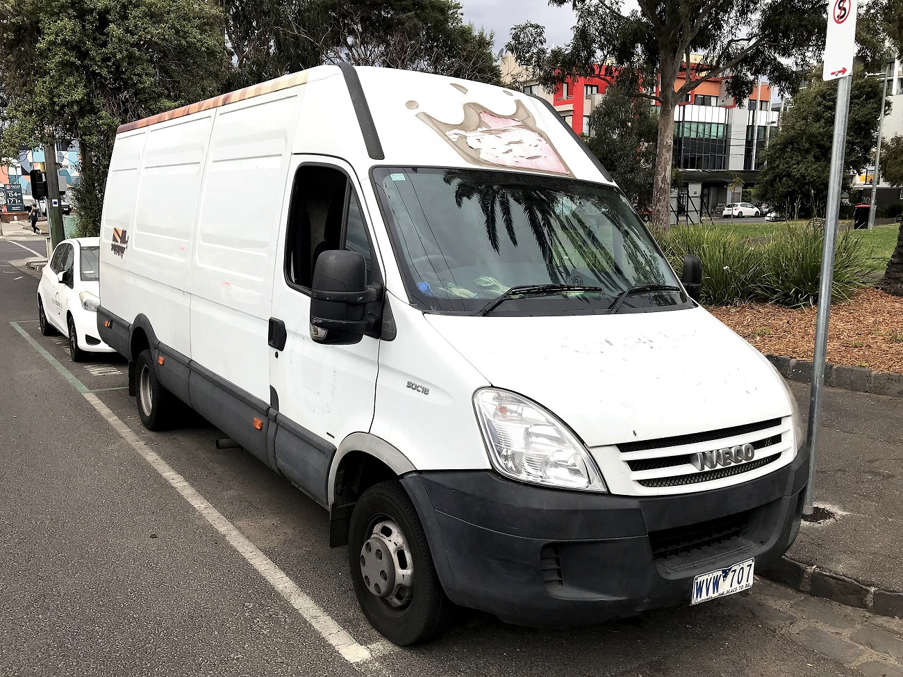 Picture of Klement's 2009 Iveco Daily 50C18