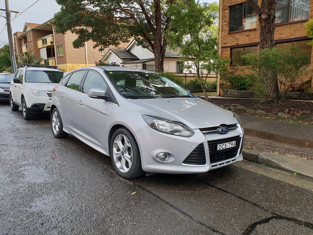 Picture of Robert's 2013 Ford Focus 3