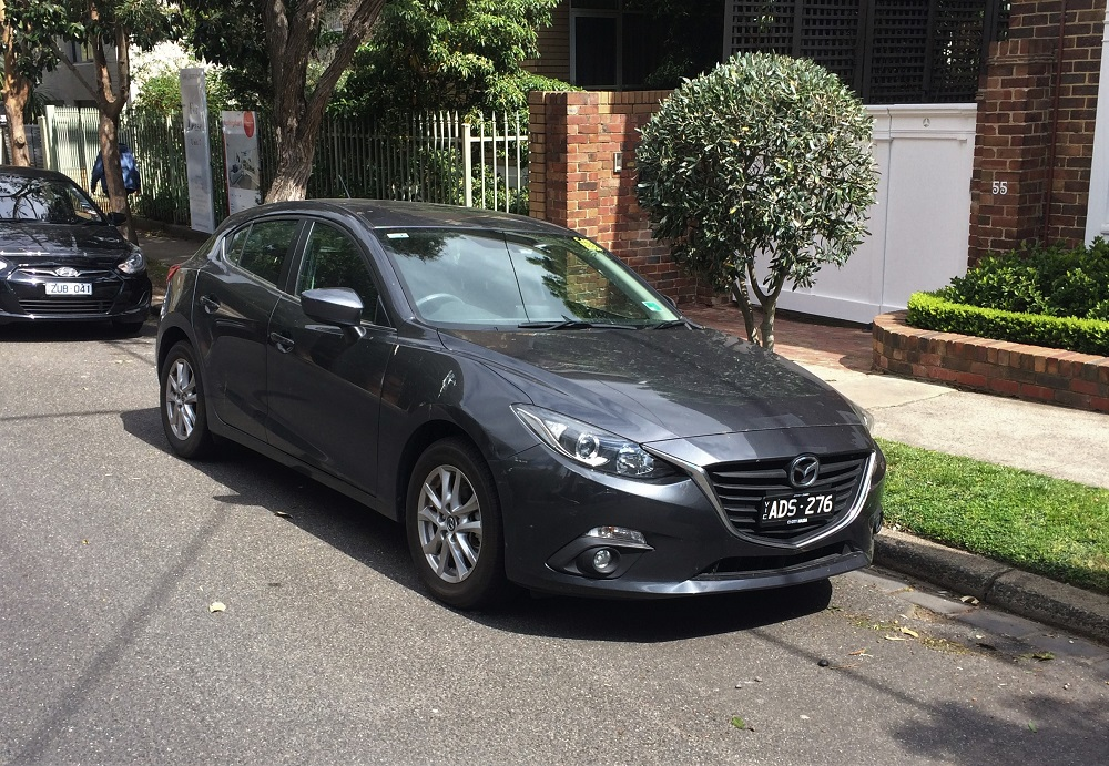 Picture of Maeve's 2015 Mazda 3