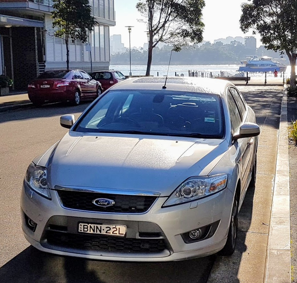 Picture of Matthew's 2009 Ford Mondeo