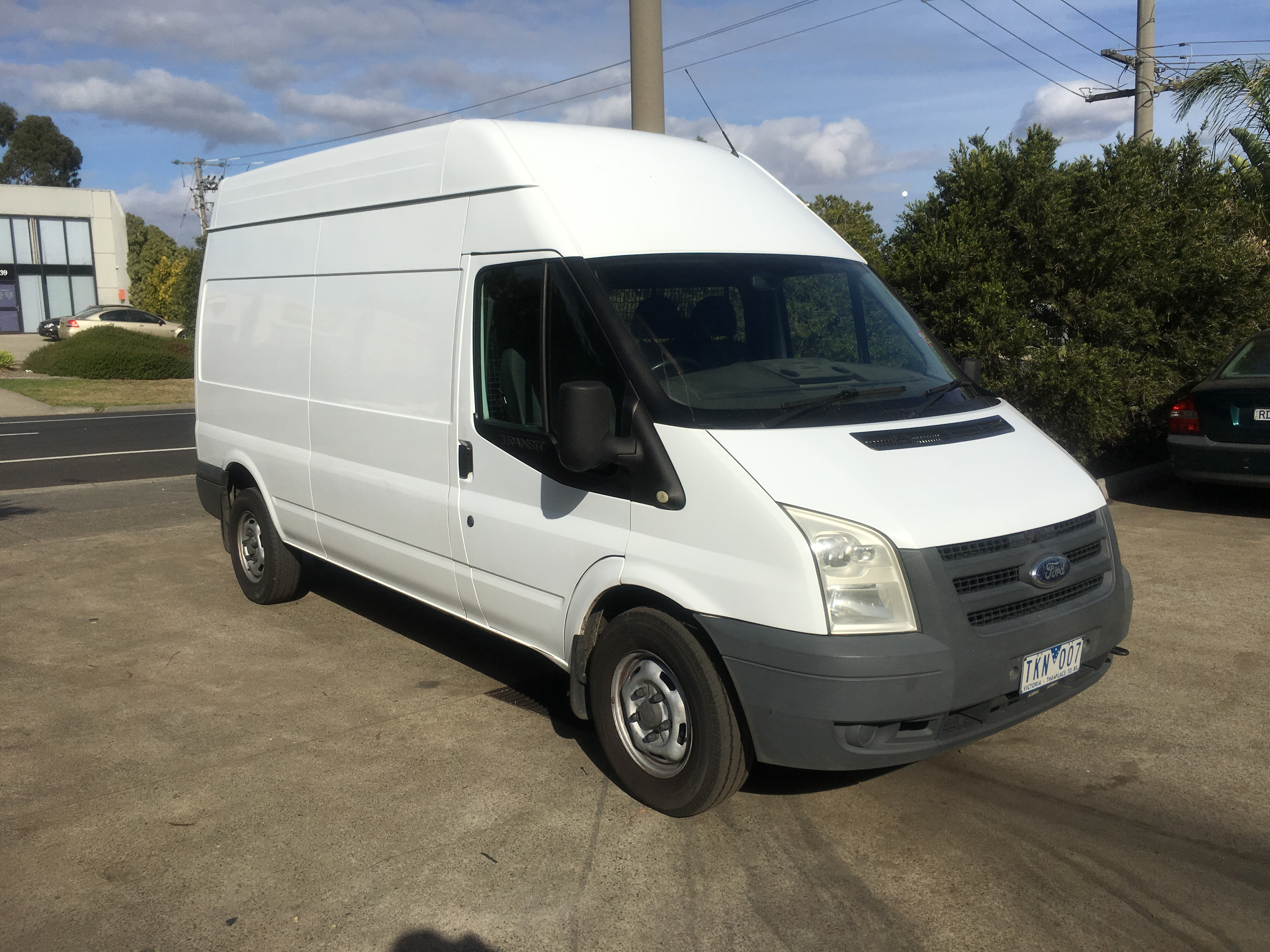 Picture of Matthew's 2010 Ford Transit