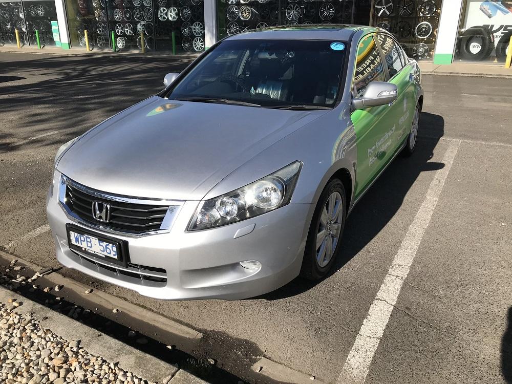 Picture of Vu's 2008 Honda Sedan