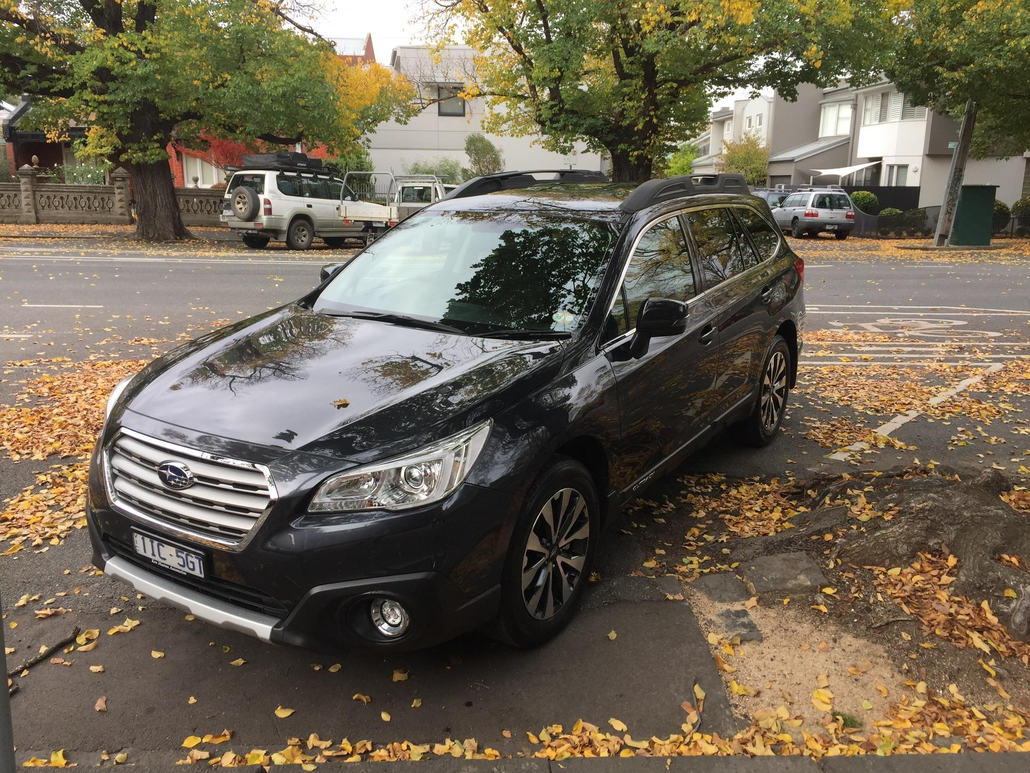 Picture of Tony's 2016 Subaru Wagon