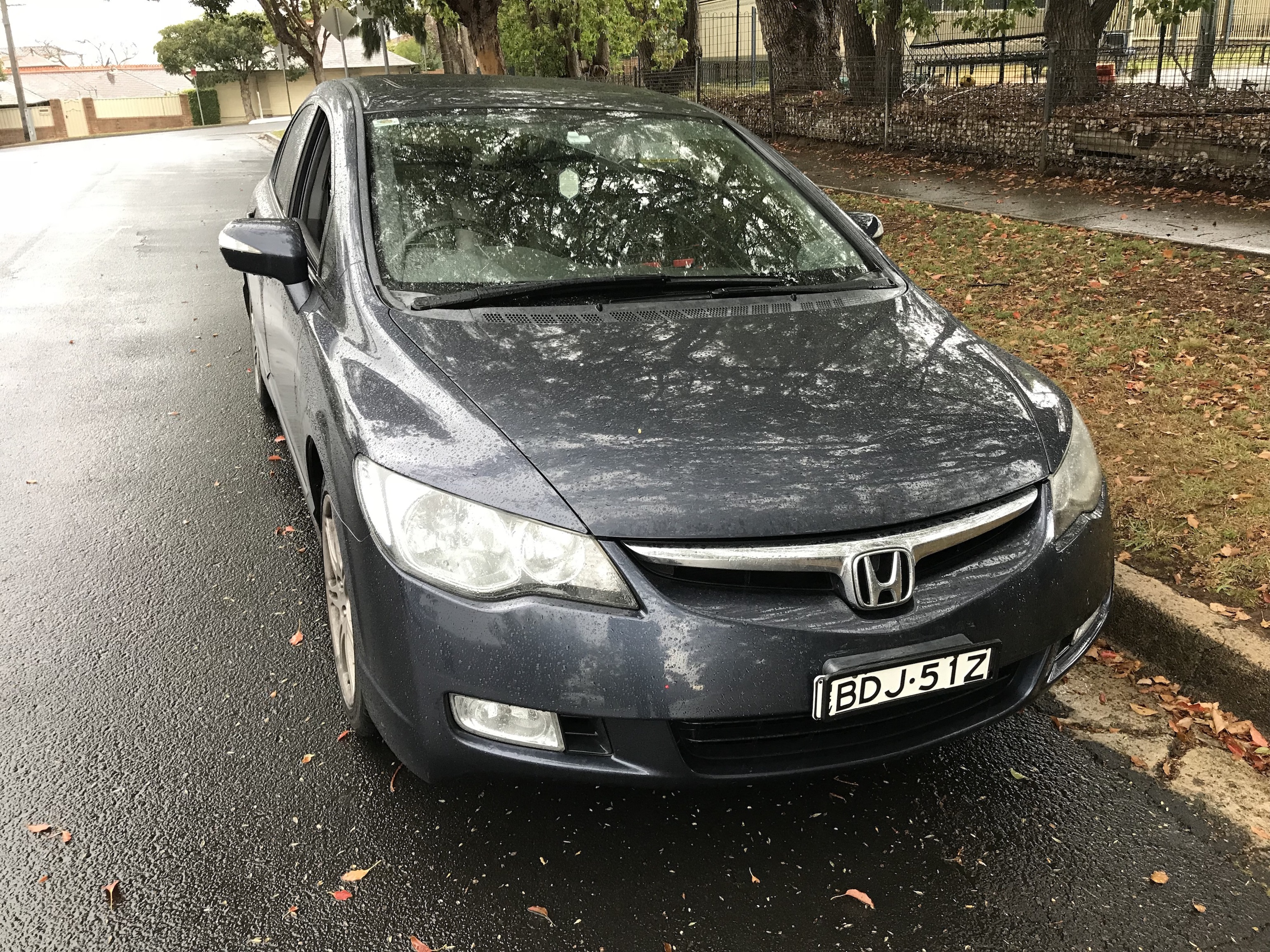 Picture of Haseef's 2007 Honda Civic