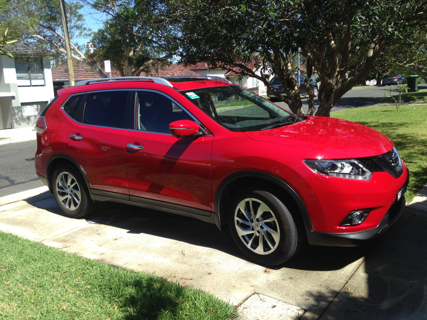 Picture of Rodolphe's 2016 Nissan X-Trail