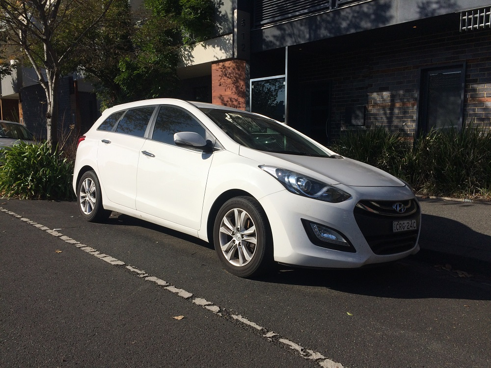 Picture of Jonte's 2014 Hyundai i30 Wagon