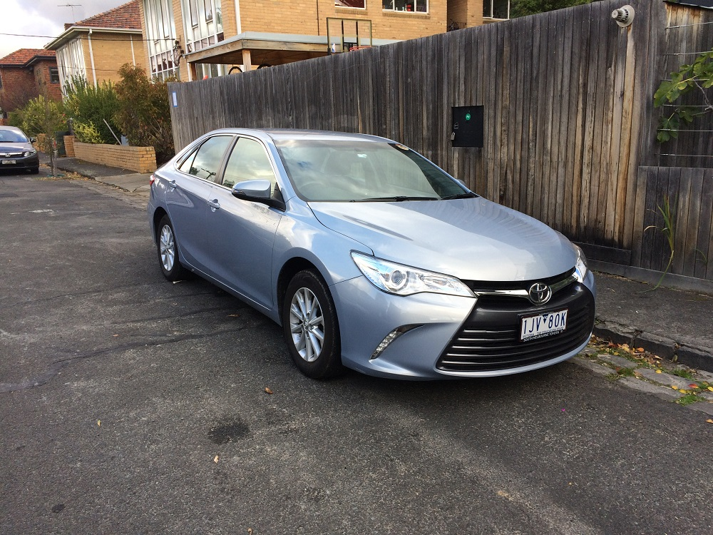Picture of Thomas' 2015 Toyota Camry