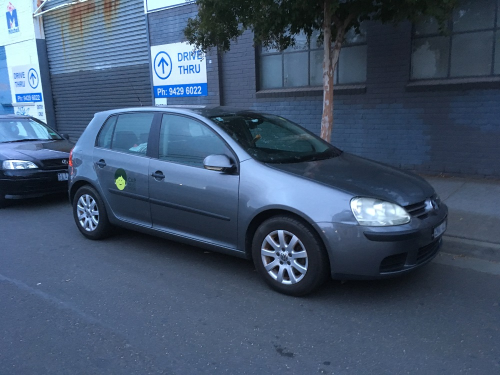 Picture of Rachael's 2006 Volkswagen Golf