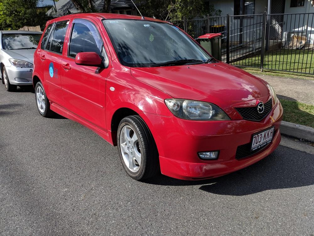 Picture of Robert's 2003 Mazda Genki Mazda2