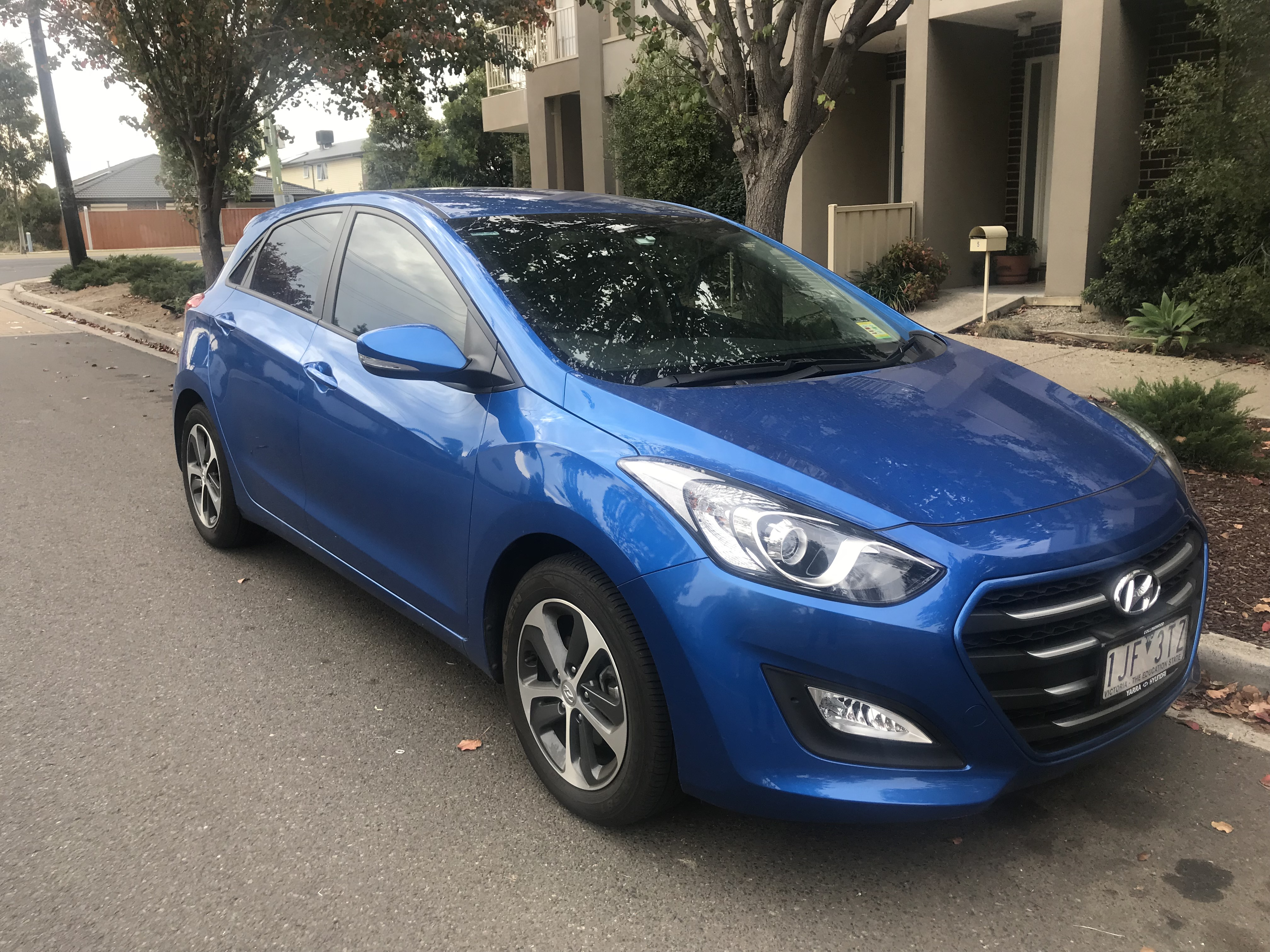 Picture of Bradley's 2016 Hyundai I30