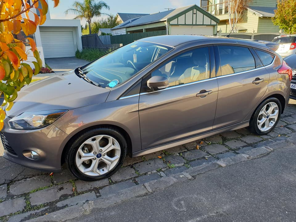 Picture of Amy's 2014 Ford Focus
