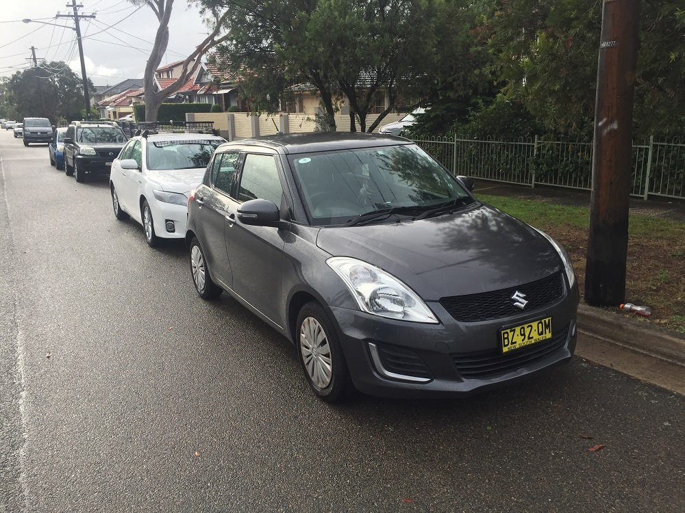 Picture of Renata's 2014 Susuzki Swift