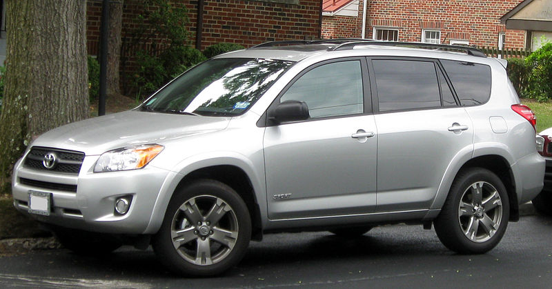Picture of Sangam's 2010 Toyota RAV4