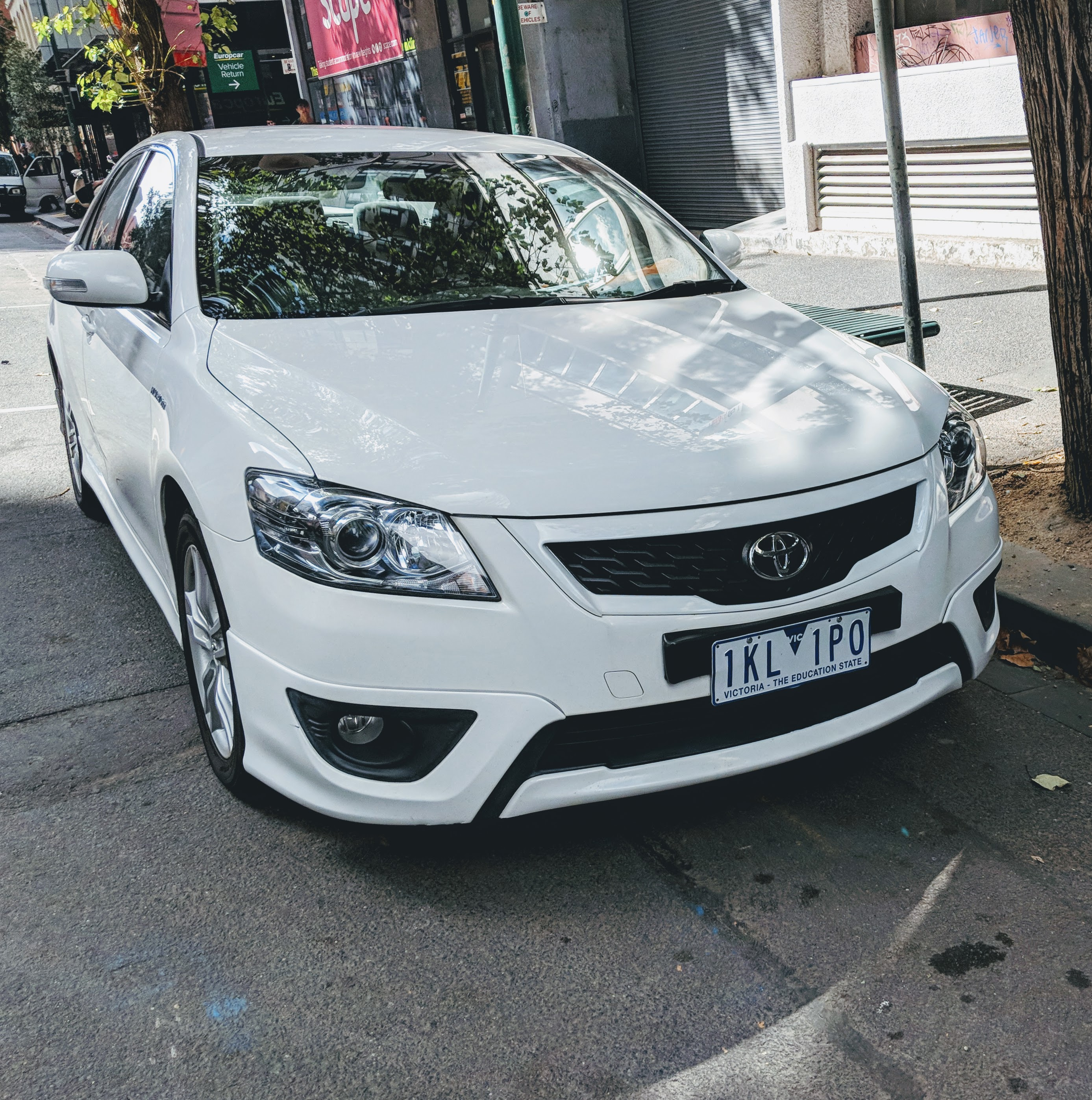 Picture of Jairus' 2011 Toyota Aurion