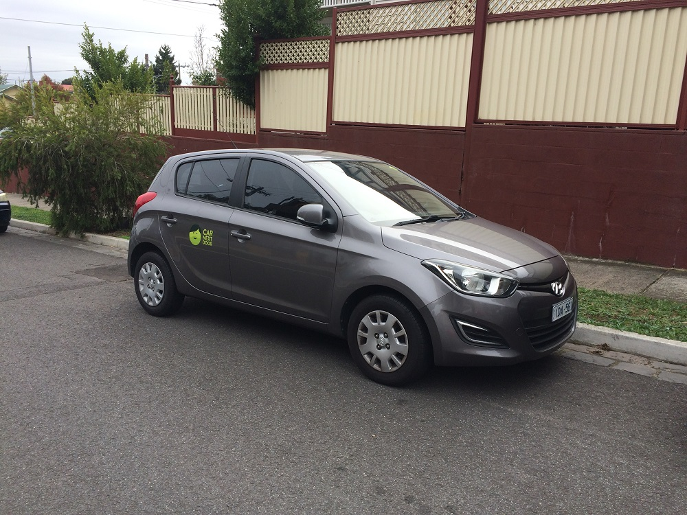 Picture of Chizhou's 2012 Hyundai i20
