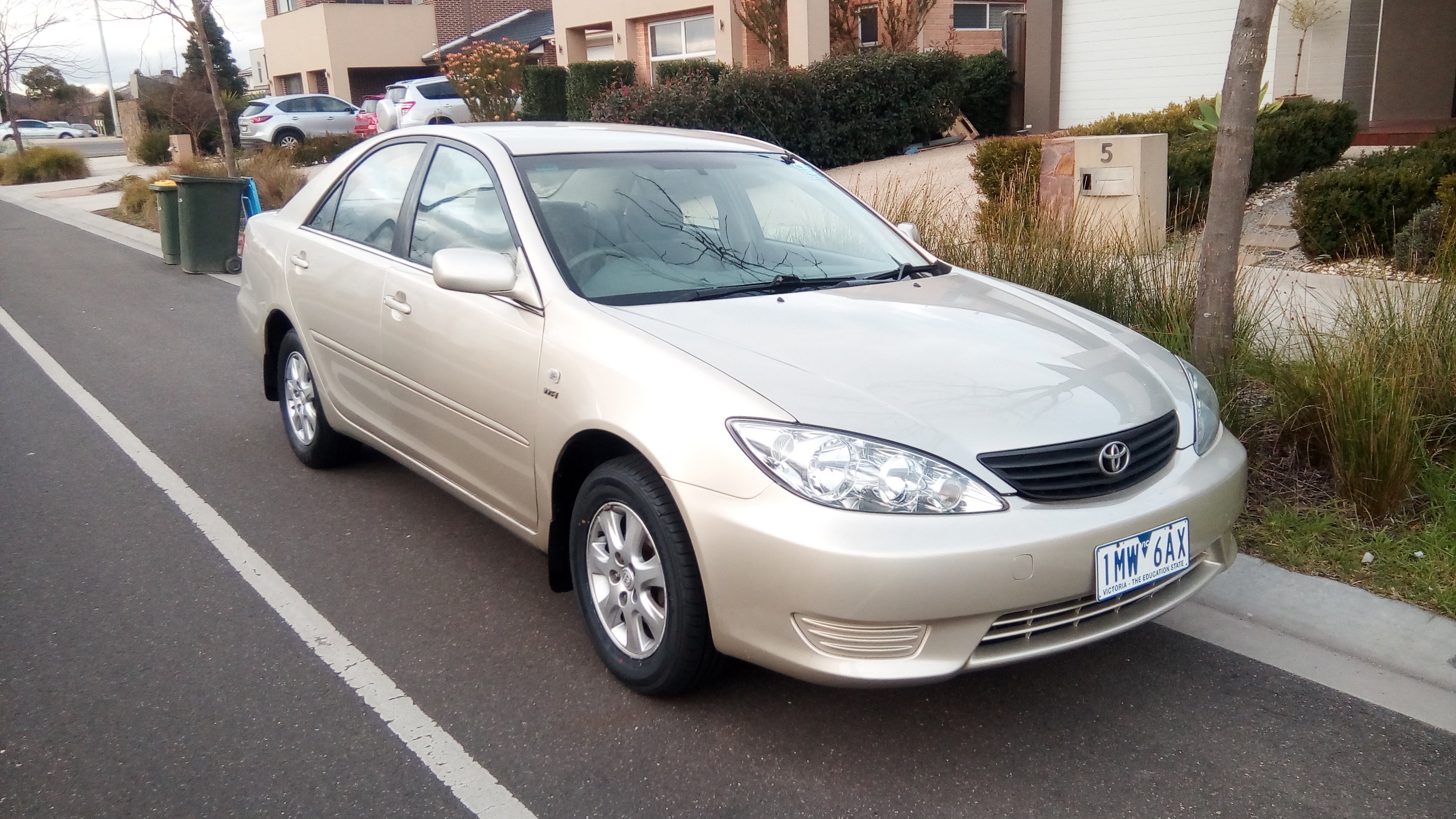Picture of Andrew's 2006 Toyota Camry