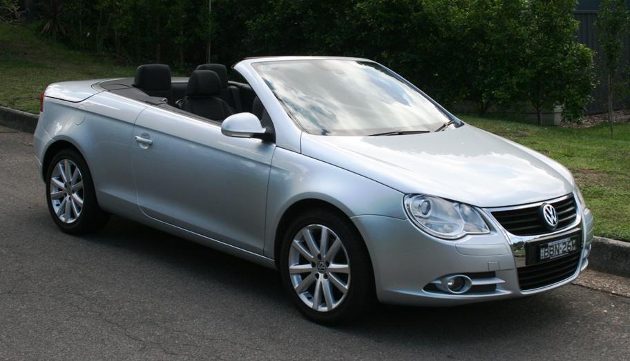 Picture of Gareth's 2007 Volkswagen EOS