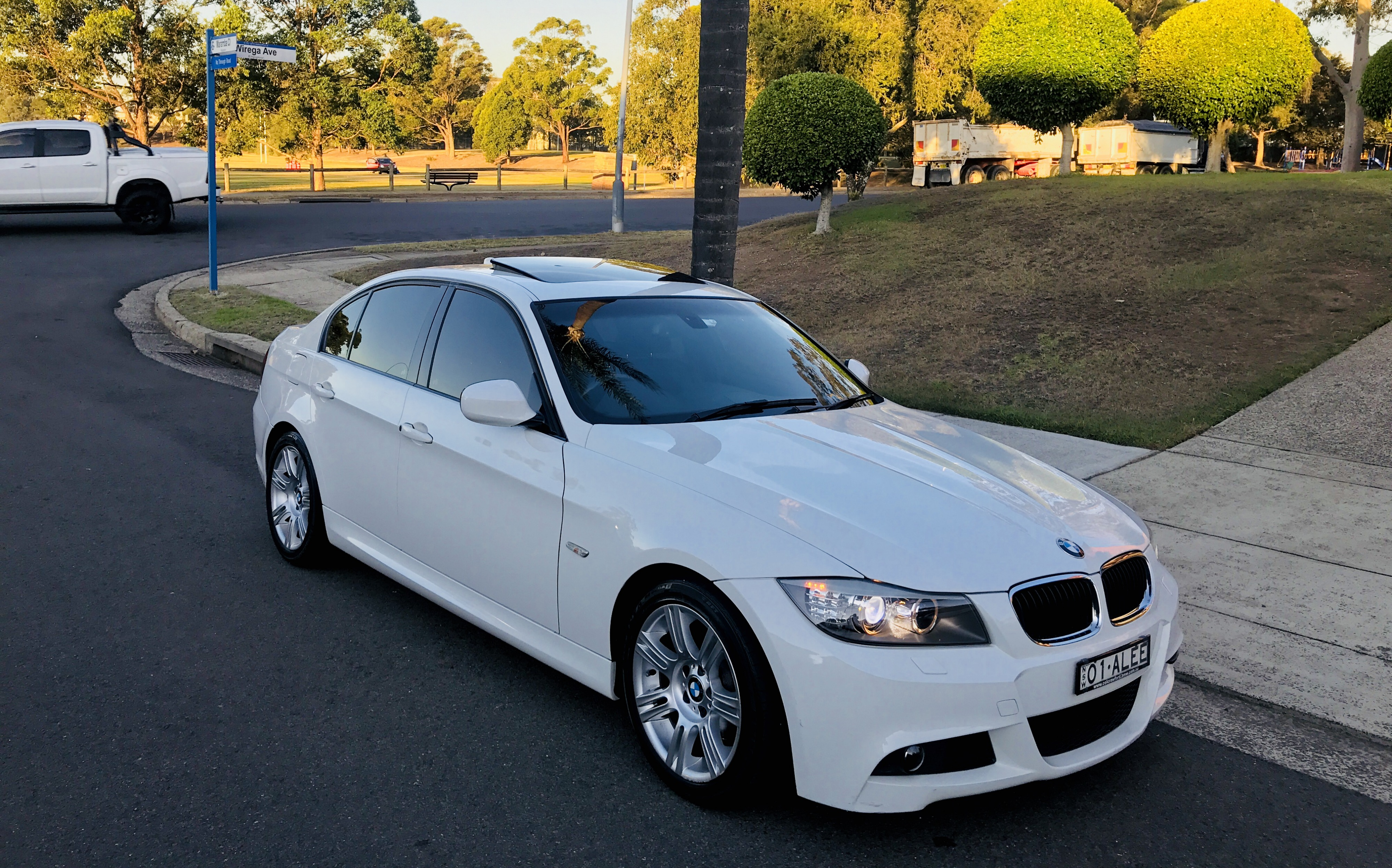 Picture of Ali's 2011 BMW 320D