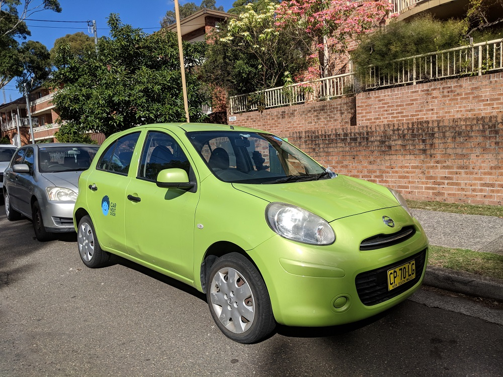 Picture of Yi's 2011 NISSAN K13 Micra