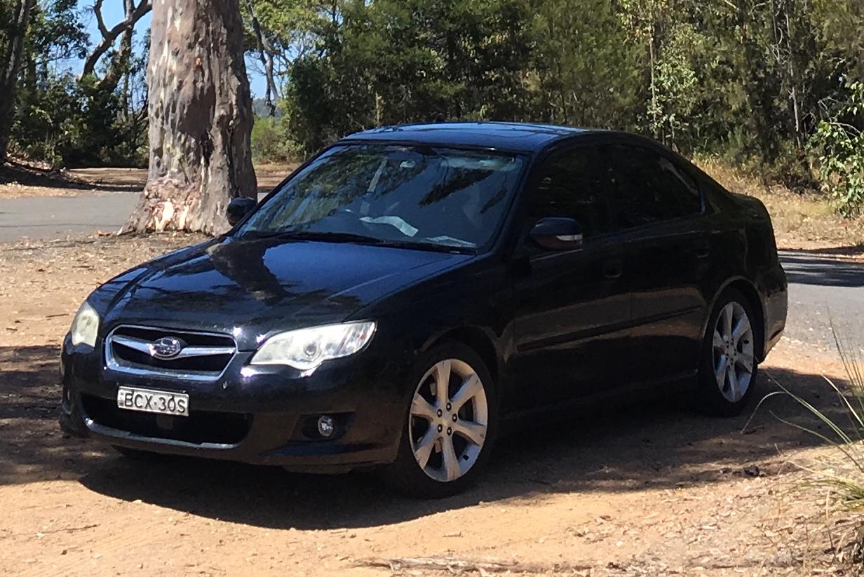 Picture of Adam's 2007 Subaru Liberty