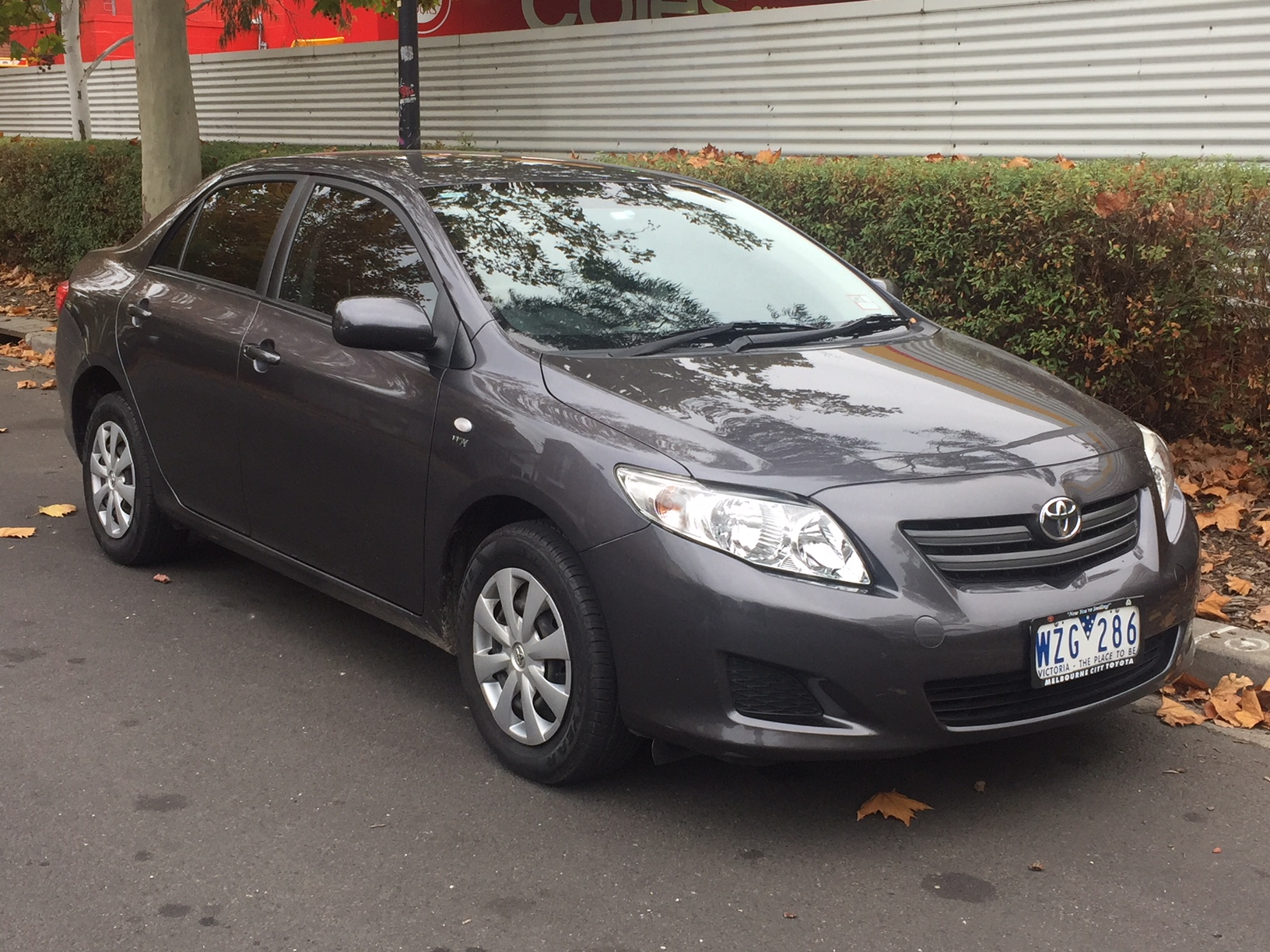 Picture of Enqi's 2008 Toyota Corolla