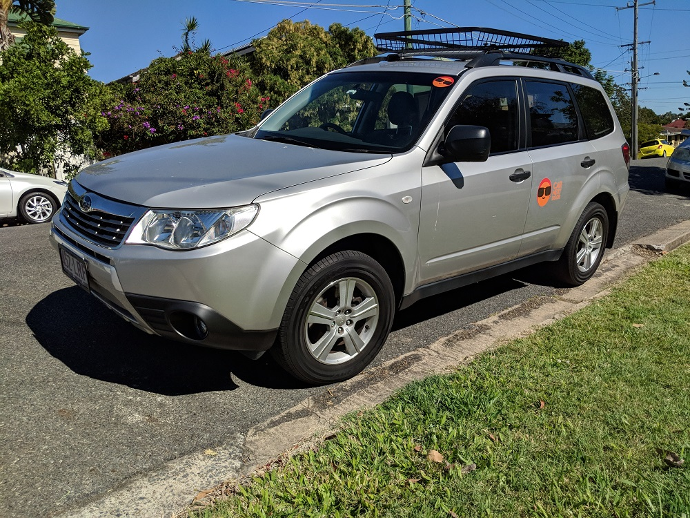 Picture of Andrew's 2009 Subaru Forester