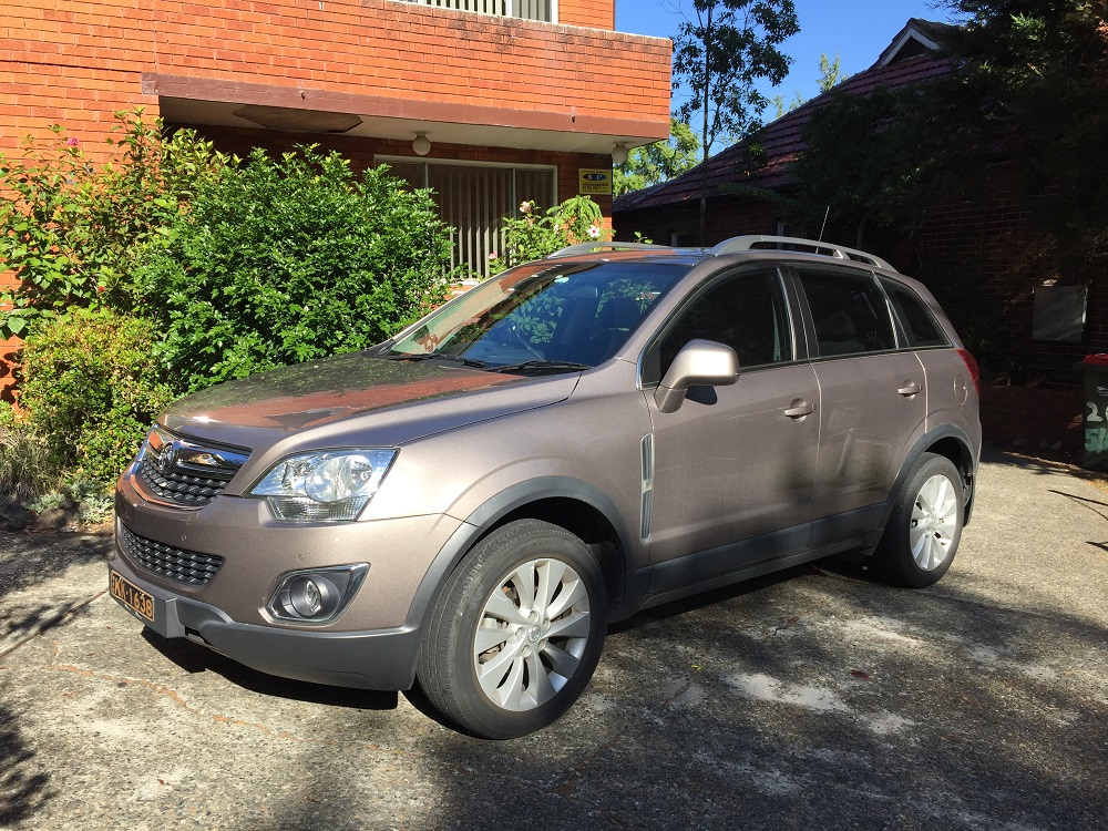 Picture of Suman's 2015 Holden Captiva LT