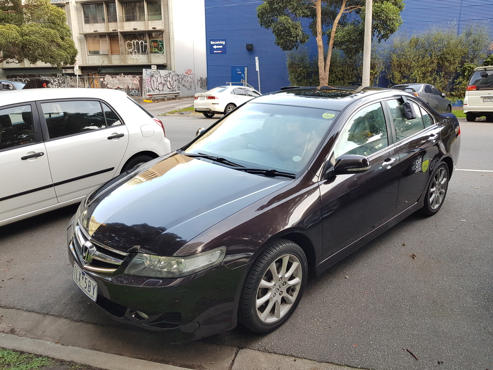 Picture of Rajiv Sonia's 2007 Honda Accord Euro Luxury
