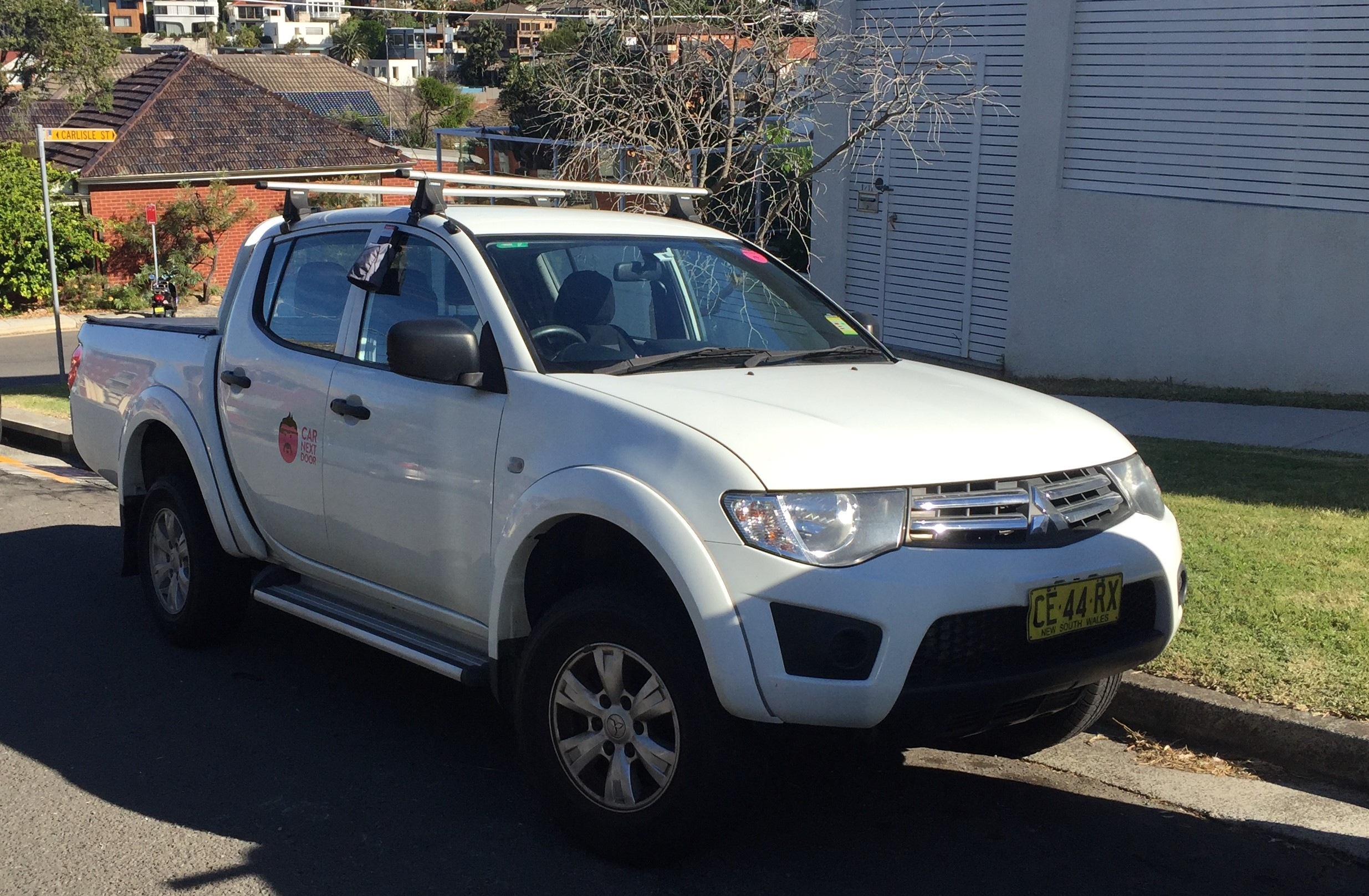 Picture of Hugh's 2014 Mitsubishi Triton