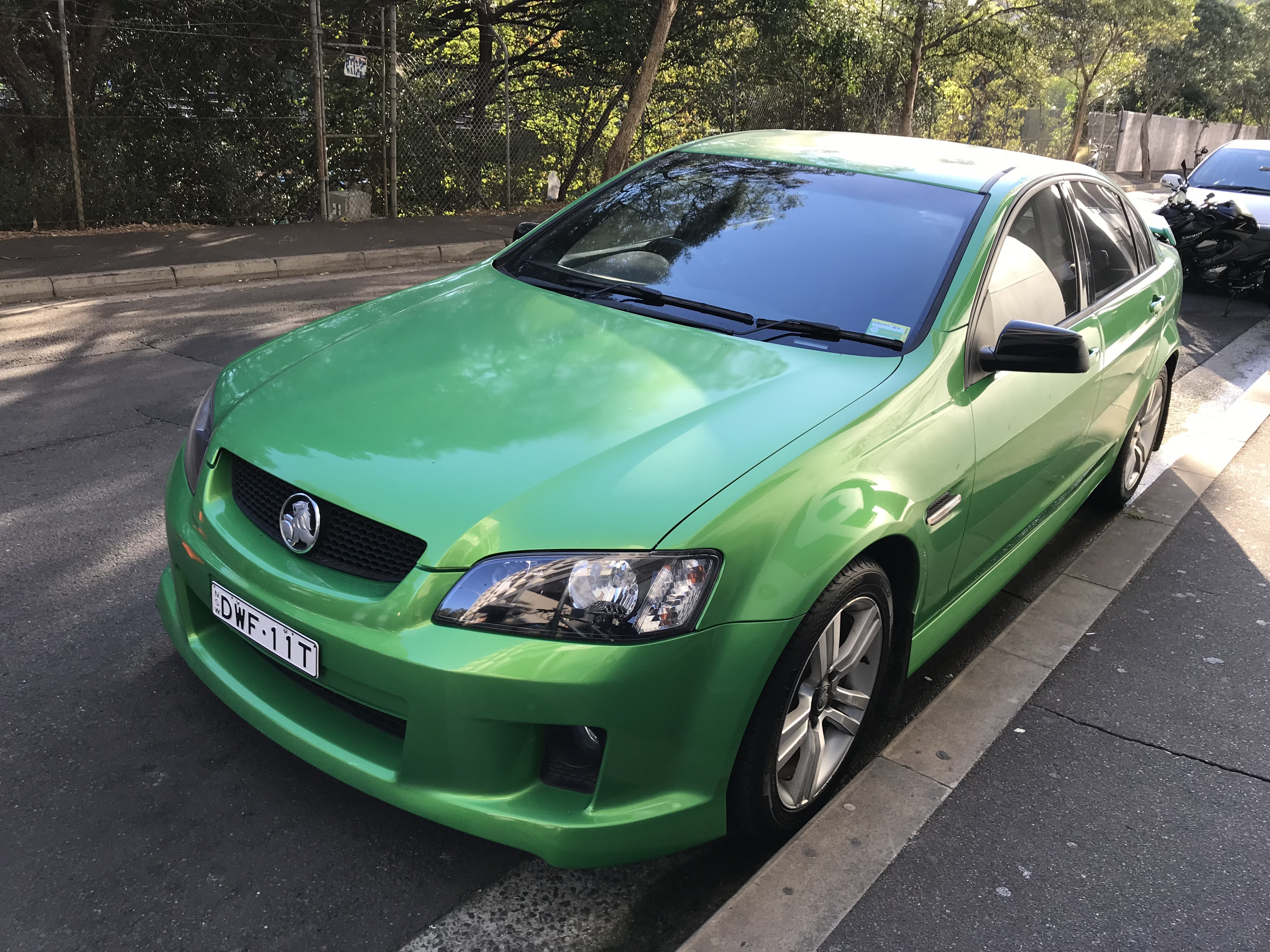 Picture of Andre's 2008 Holden Commodore SV6