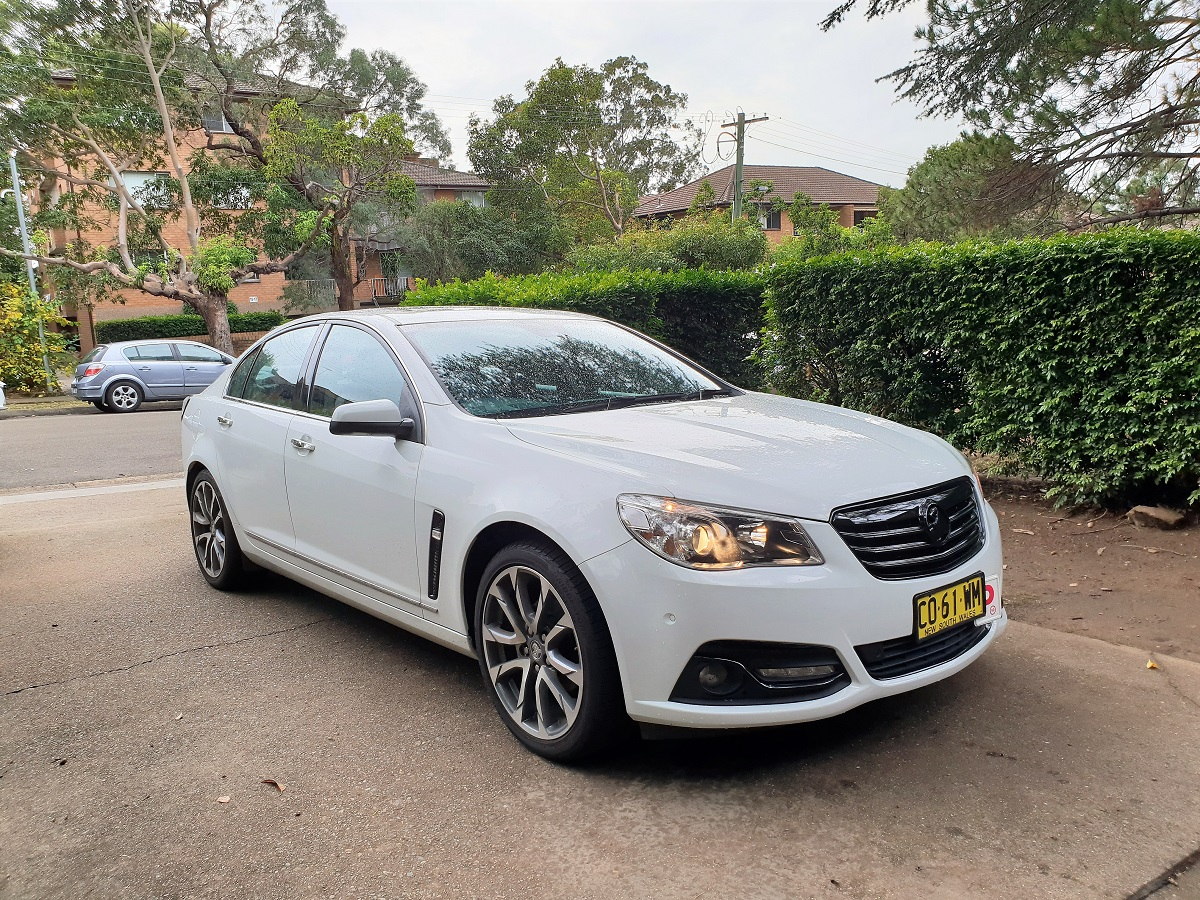 Picture of Ian's 2015 Holden Calais V