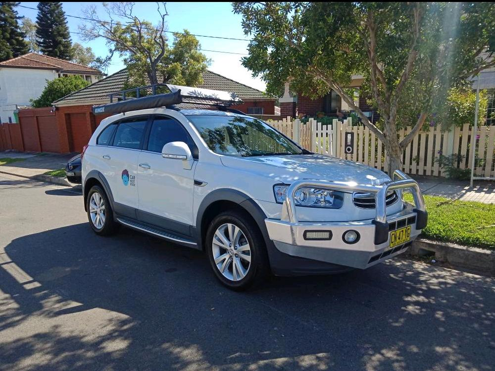 Picture of Clint's 2014 Holden Captiva