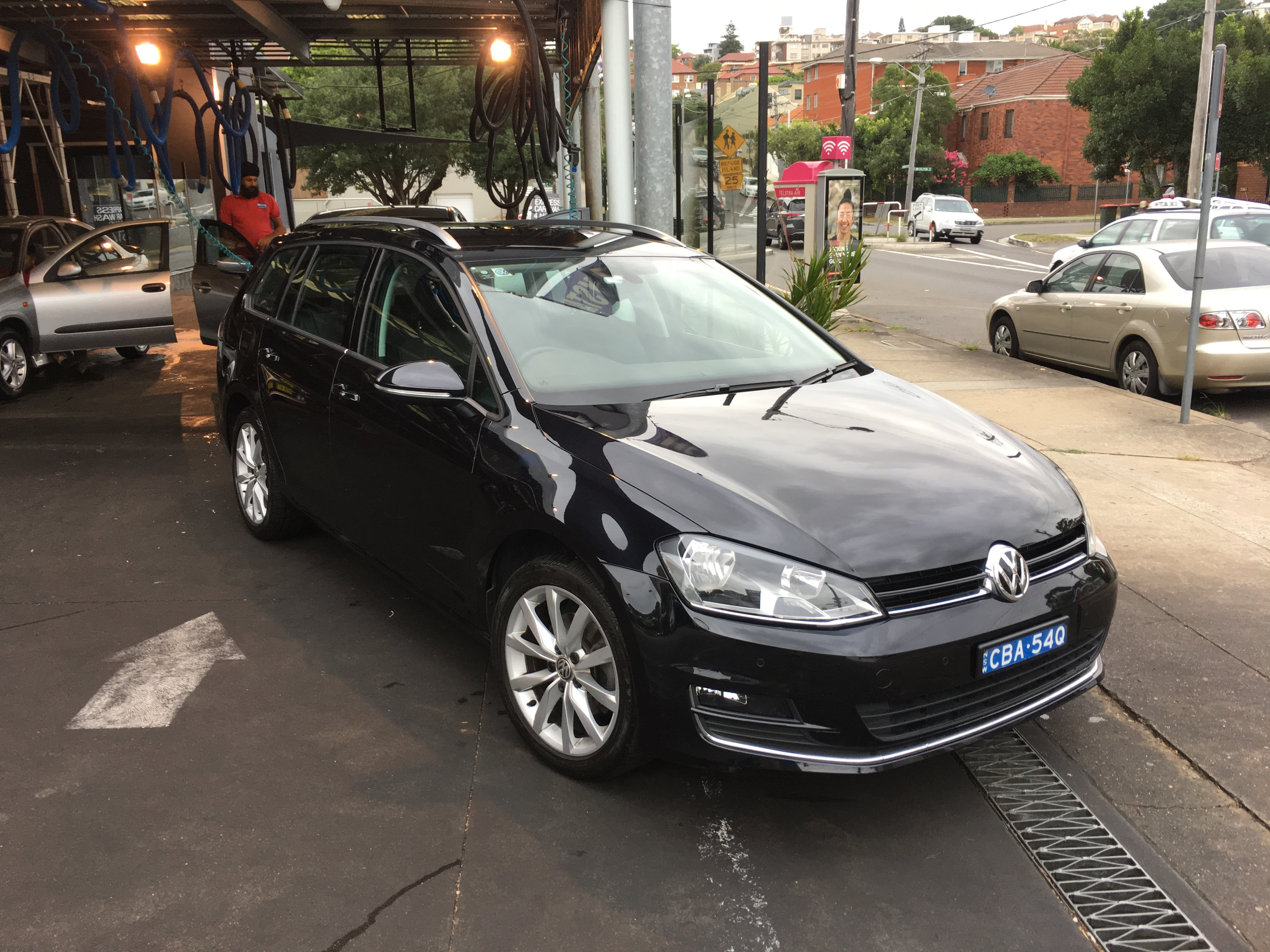Picture of Gerard's 2015 Volkswagen Golf Wagon