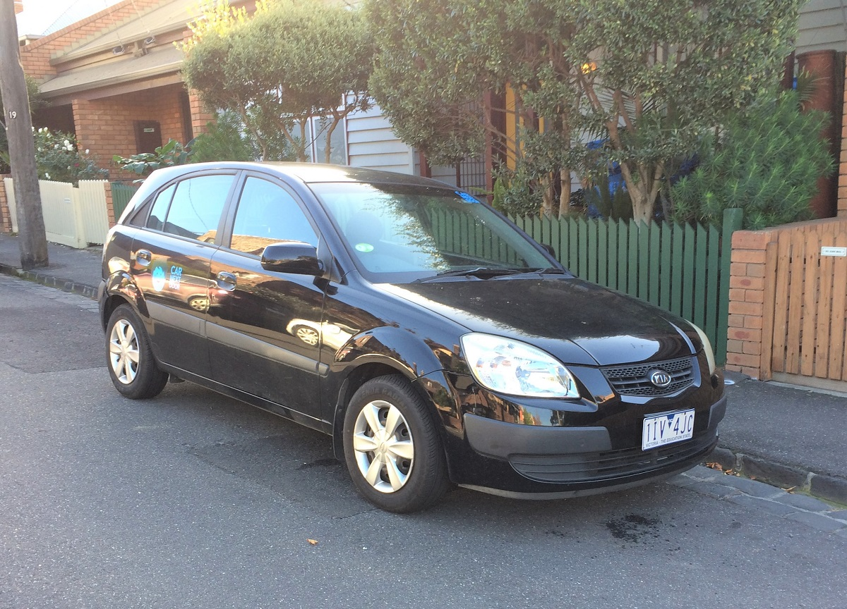 Picture of Yianni's 2007 Kia Rio
