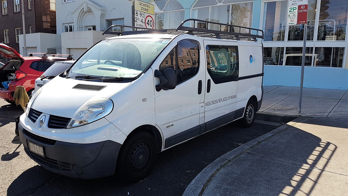 Picture of Jamie's 2008 Renault Trafic
