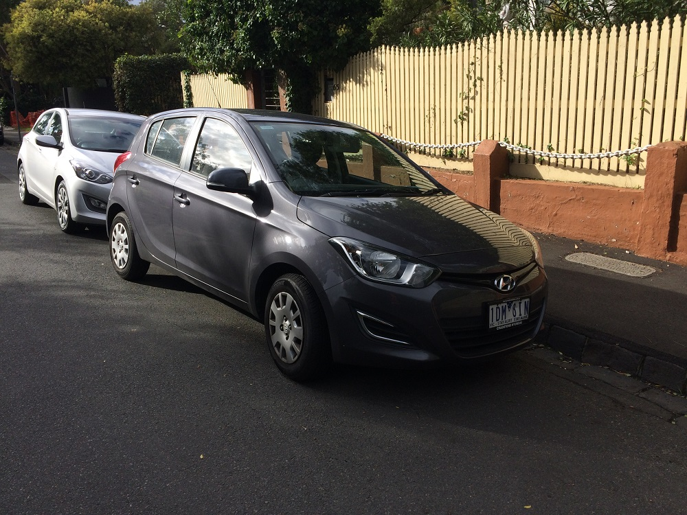 Picture of Hayley's 2014 Hyundai I20