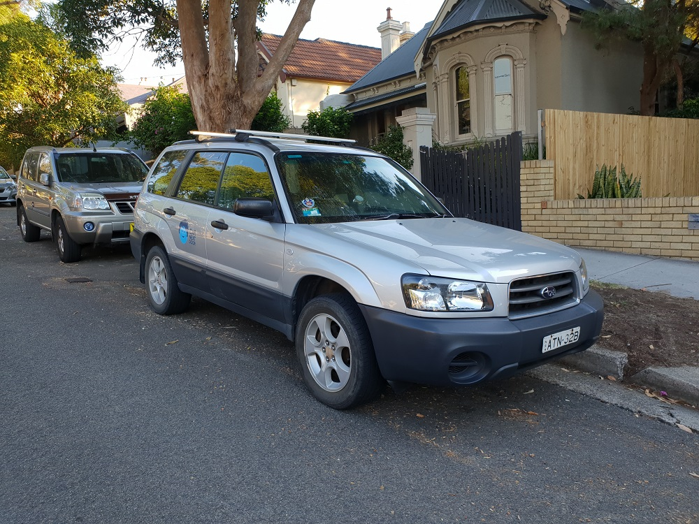 Picture of Rene's 2005 Subaru Forester