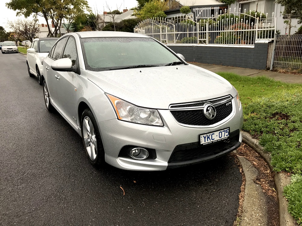 Picture of Bala's 2011 Holden Cruze Sriv