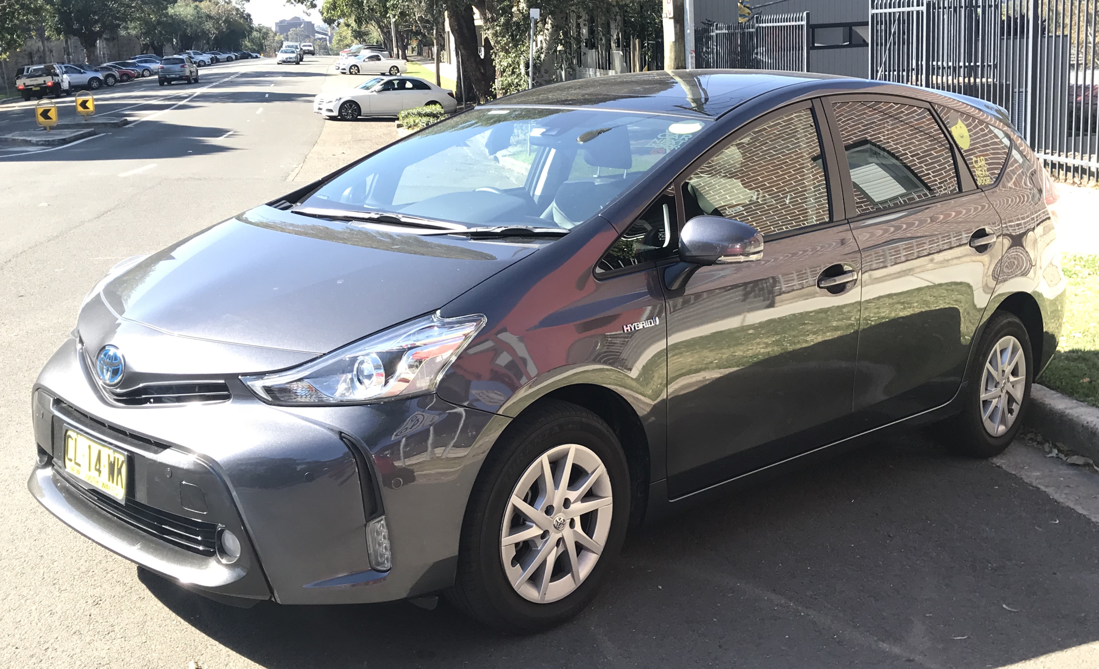 Picture of Gordon's 2017 Toyota Seven Seater Prius V