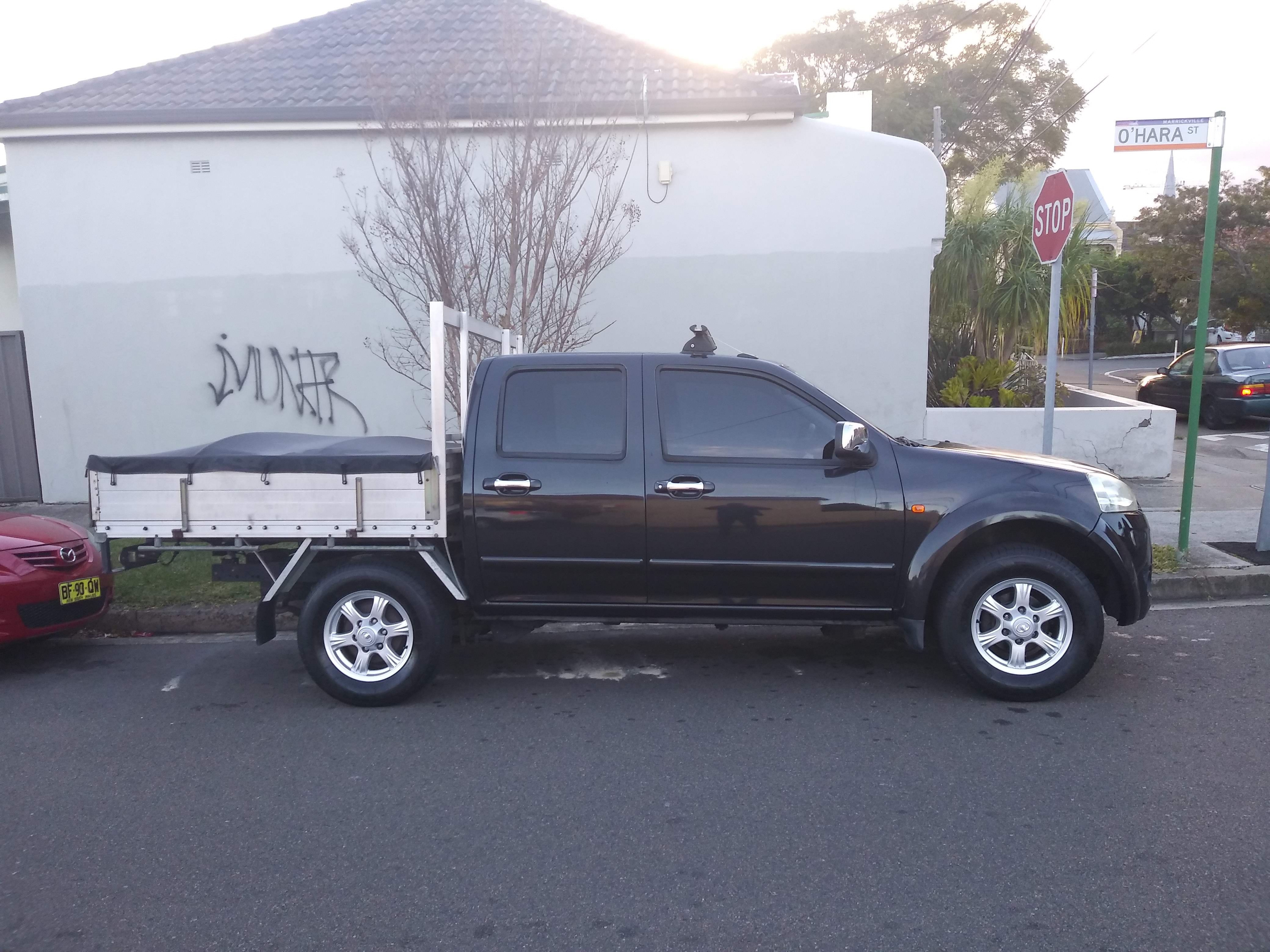 Picture of Garry's 2011 Great Wall v240